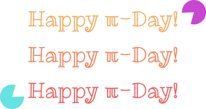 Happy Pi Day | Remente